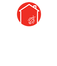 express pest management logo white